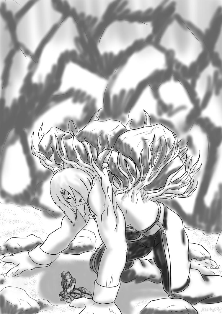 catching a rockslide by flerna
