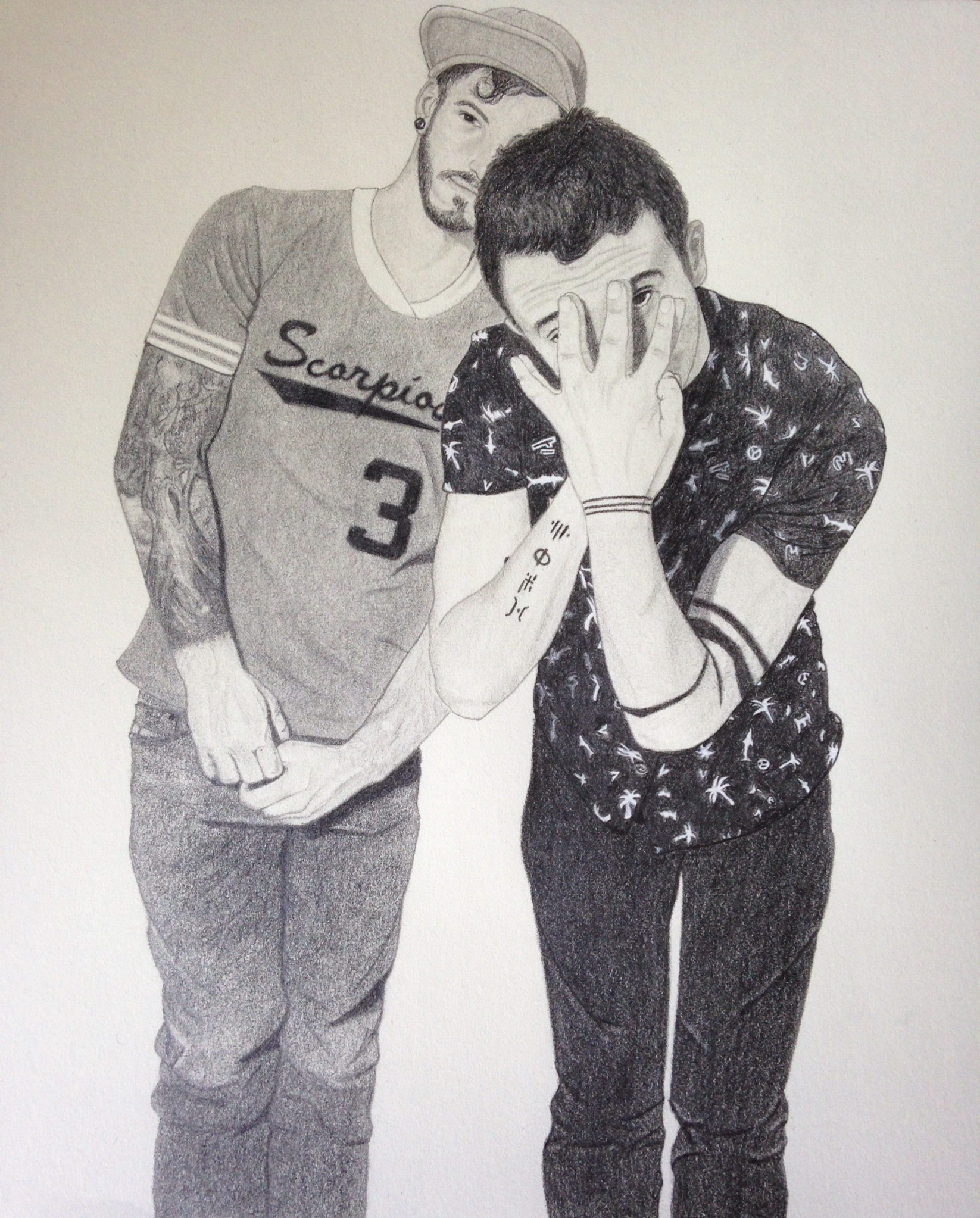 cool twenty one pilots - photo #24