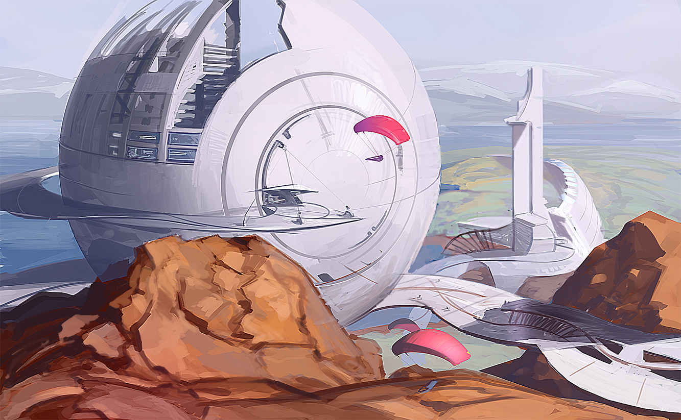Observatory by vlda