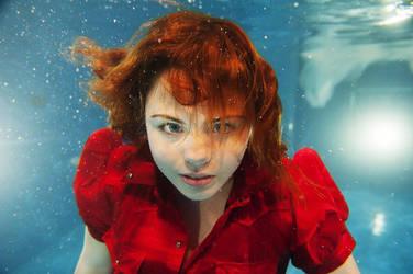 Underwater by fenixfatalist