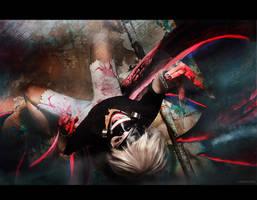 Tokyo Ghoul - Feeling by fenixfatalist