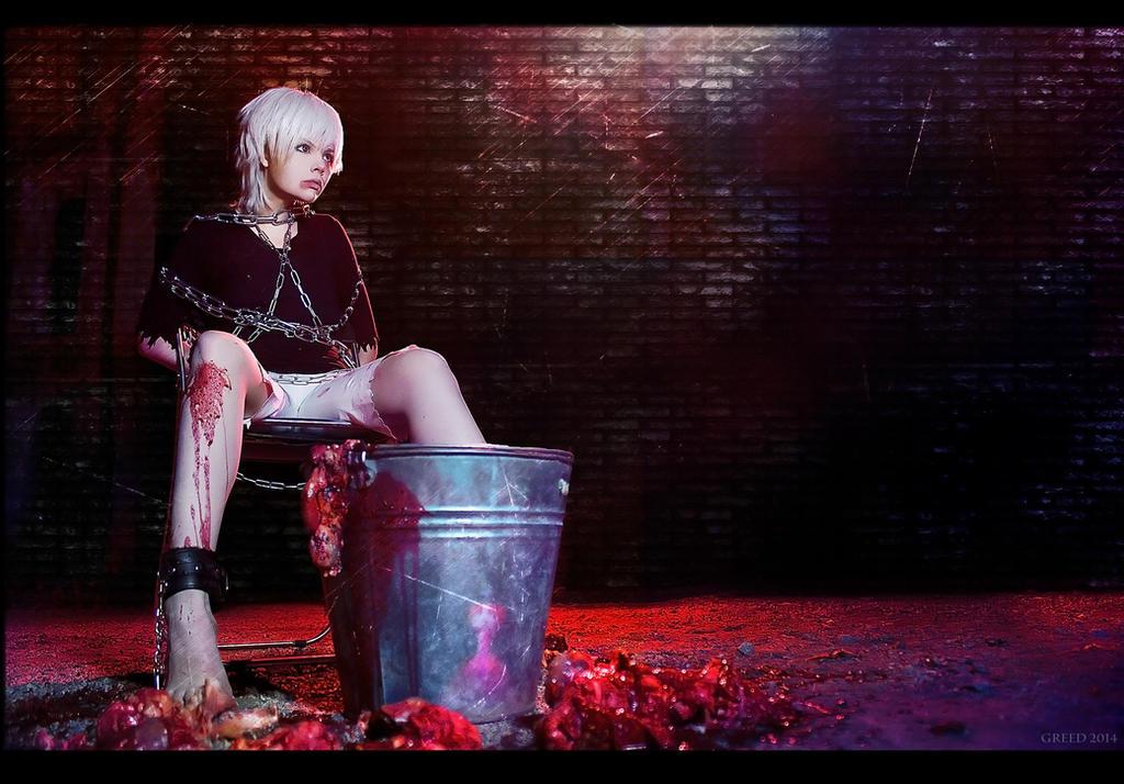 Tokyo Ghoul - You want meat, Kaneki? by Fenyachan