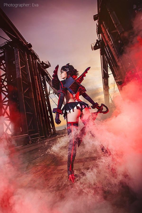 Kill la Kill - Ryuko Matoi by Fenyachan