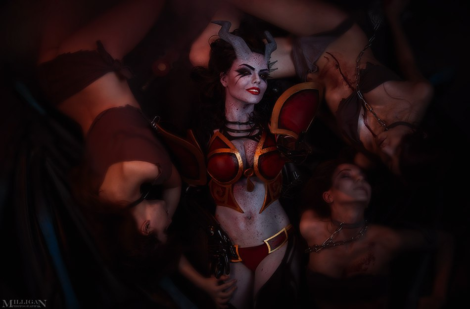 Wanna be my slave? by fenixfatalist