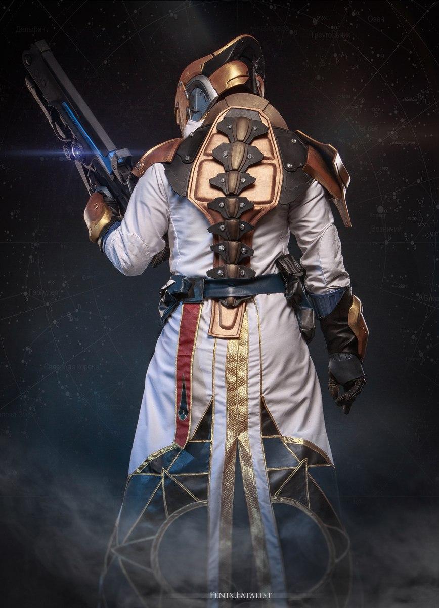 Warlock - Destiny by fenixfatalist