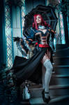 Ceres of the Night by fenixfatalist