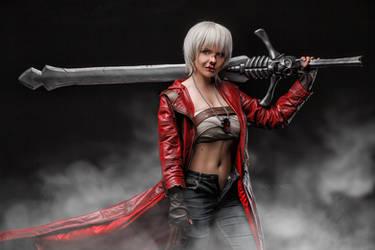 Female Dante by fenixfatalist