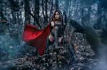 Red Hood by Fenix Fatalist