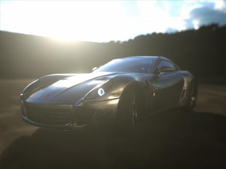 Ferrari Octane render (model not mine)