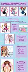 COMISIONES- precios especiales para MX by Drunny