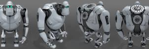 mechanic robot_WIP