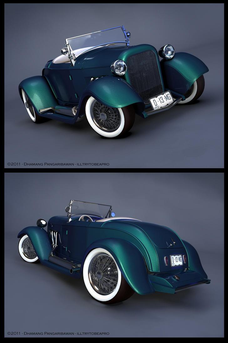 1932 Roadster Custom -UPDATED- by illtrytobeapro