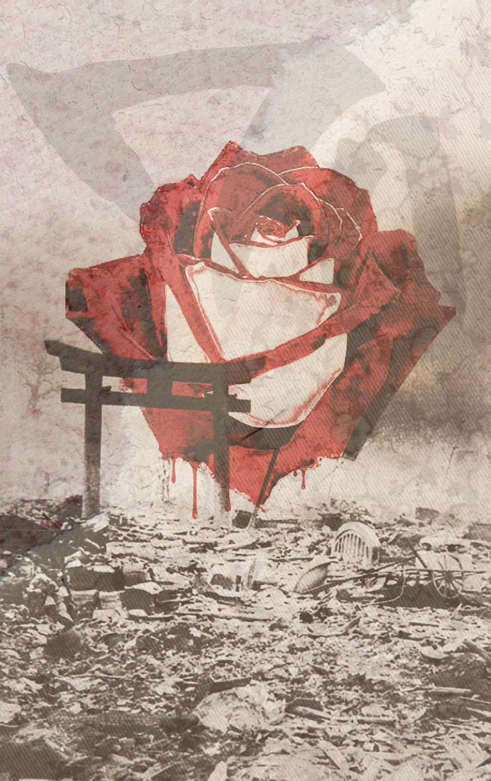 Hiroshima - Nagasaki, 1945-2015 by pen-dragon