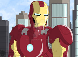 Avengers Iron Man: Anthony *Tony* Stark