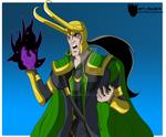 Avengers EMH - Loki God of mischief