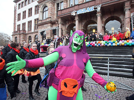 Germany Wiesbaden Carneval 2013 Green Goblin by The-GreenGoblin