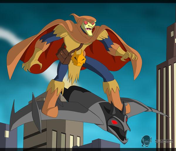 Spectacular Spider-Man Hobgoblin Version