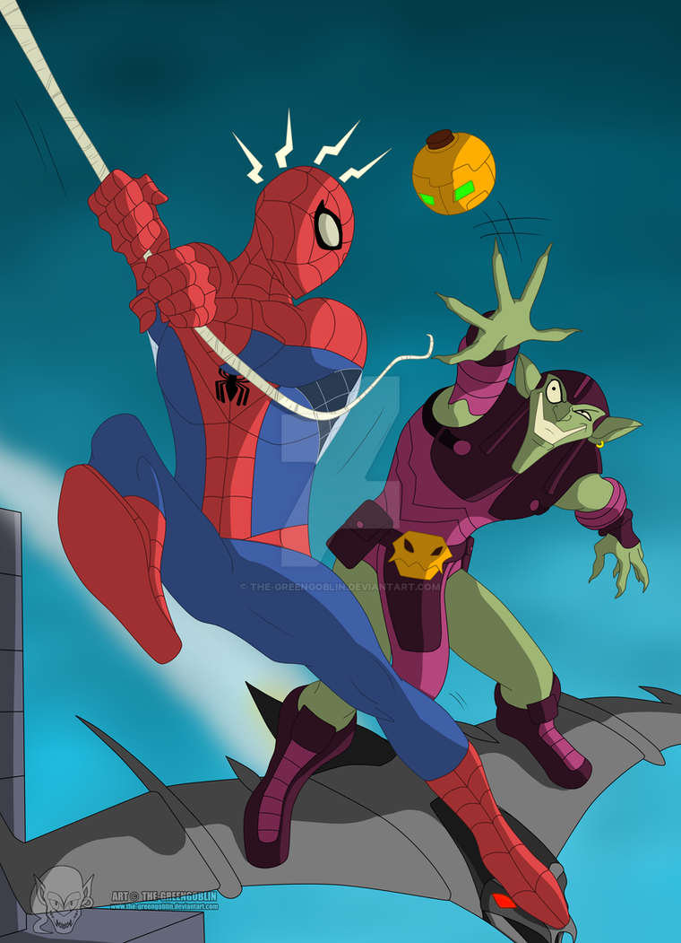 Spider-Man - I have something for you Spidey by The ...