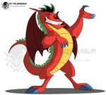 American Dragon - Jake Long by The-GreenGoblin