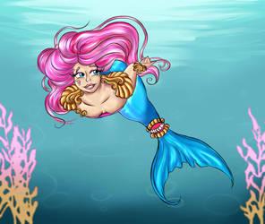 Meshell Mermaid