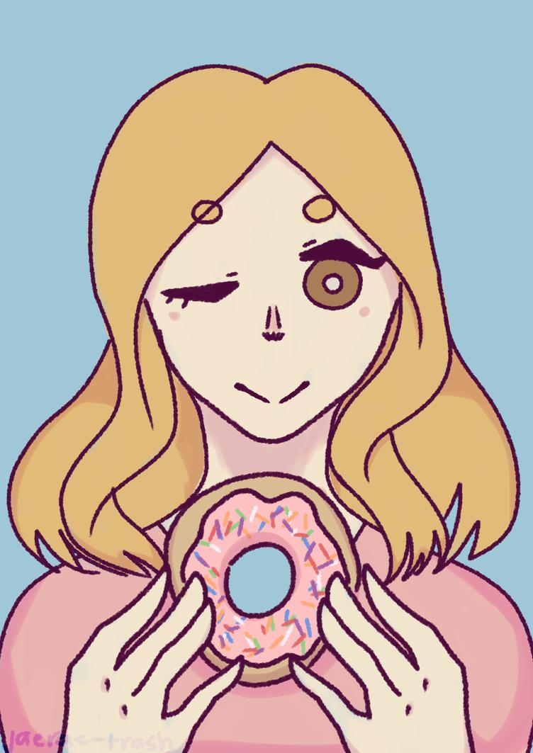 donut by Jaerae-trash