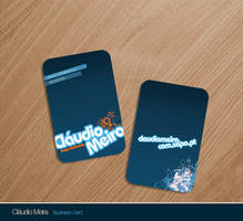 Business card by cnsmeira