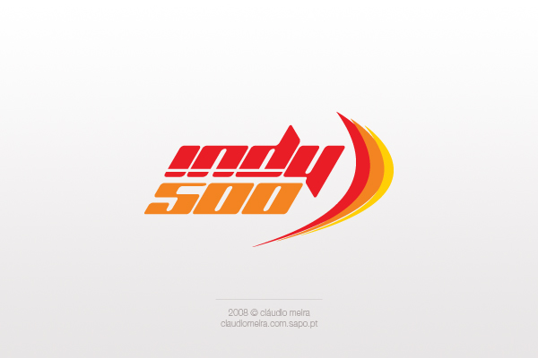 indy 500 logo by cnsmeira