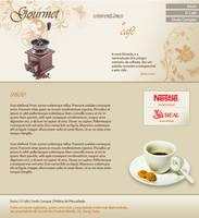 Gourmet Site by cnsmeira