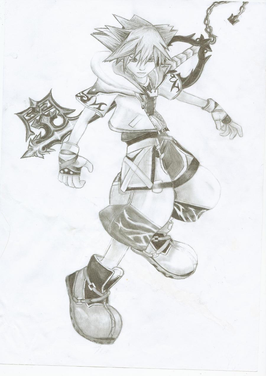 Sora by Skompelomp