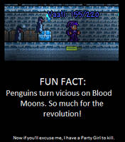 It's Mutiny! Terraria Players. by LittlewriterLink