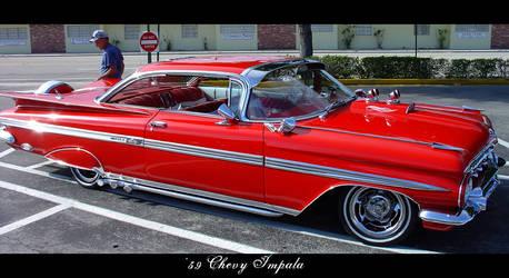 '59 Impala 2 by shadowgearx