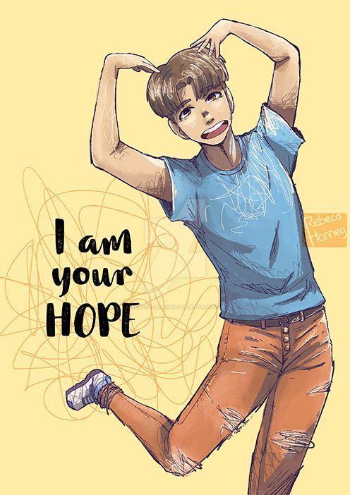 I am your HOPE by Rebeca-Honney