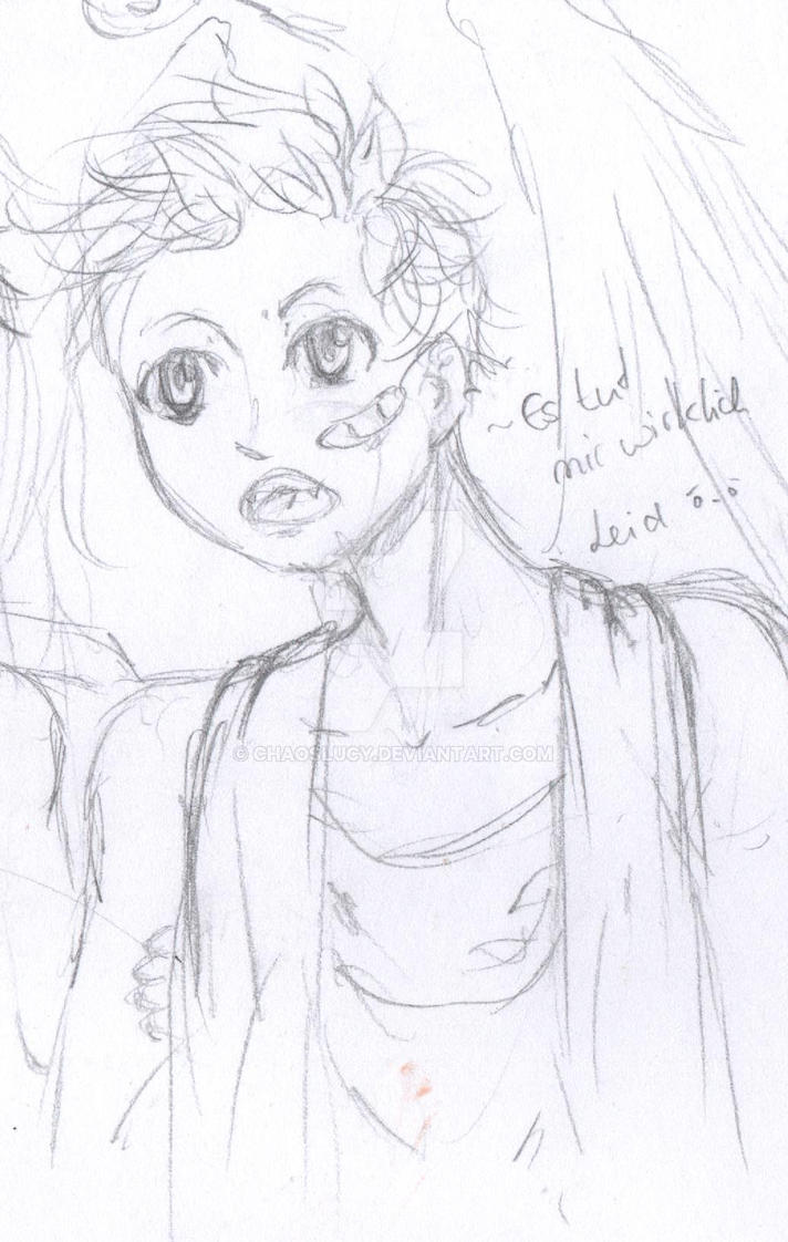 Little Idrael /Takeru :3 by ChaosLucy