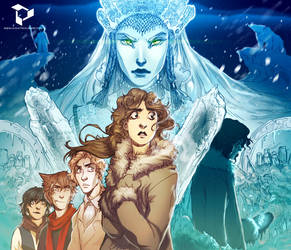 The Snow Queen by N-A-R-I