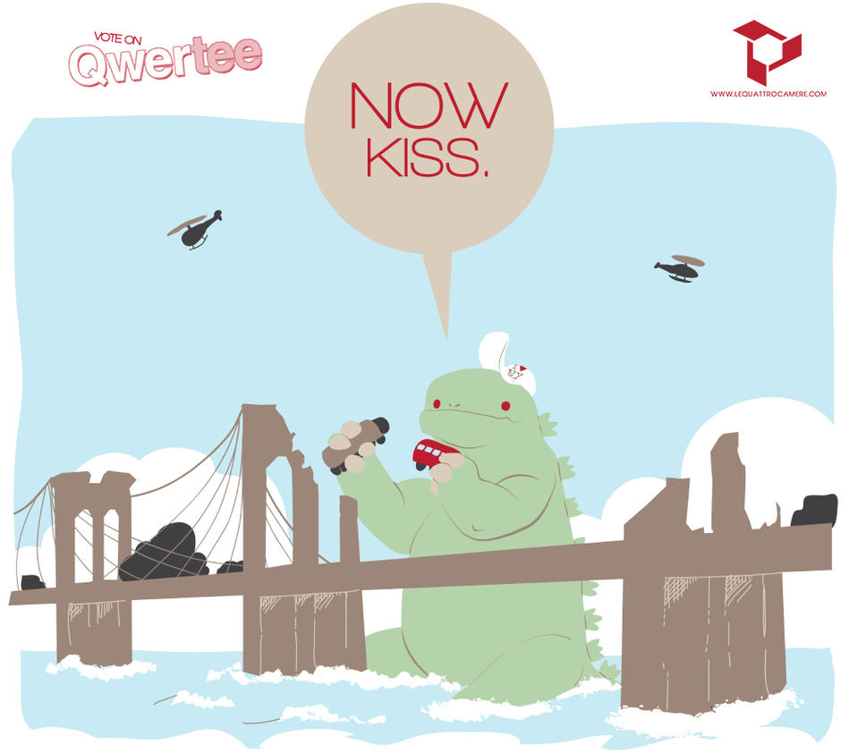 Now Kiss by N-A-R-I