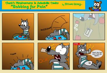 CMaiAv Comics #55: Bobbing for Pain by BrendanDoesArt
