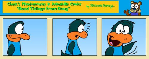 CMaiAv Comics #56: Good Tidings from Doug by BrendanDoesArt