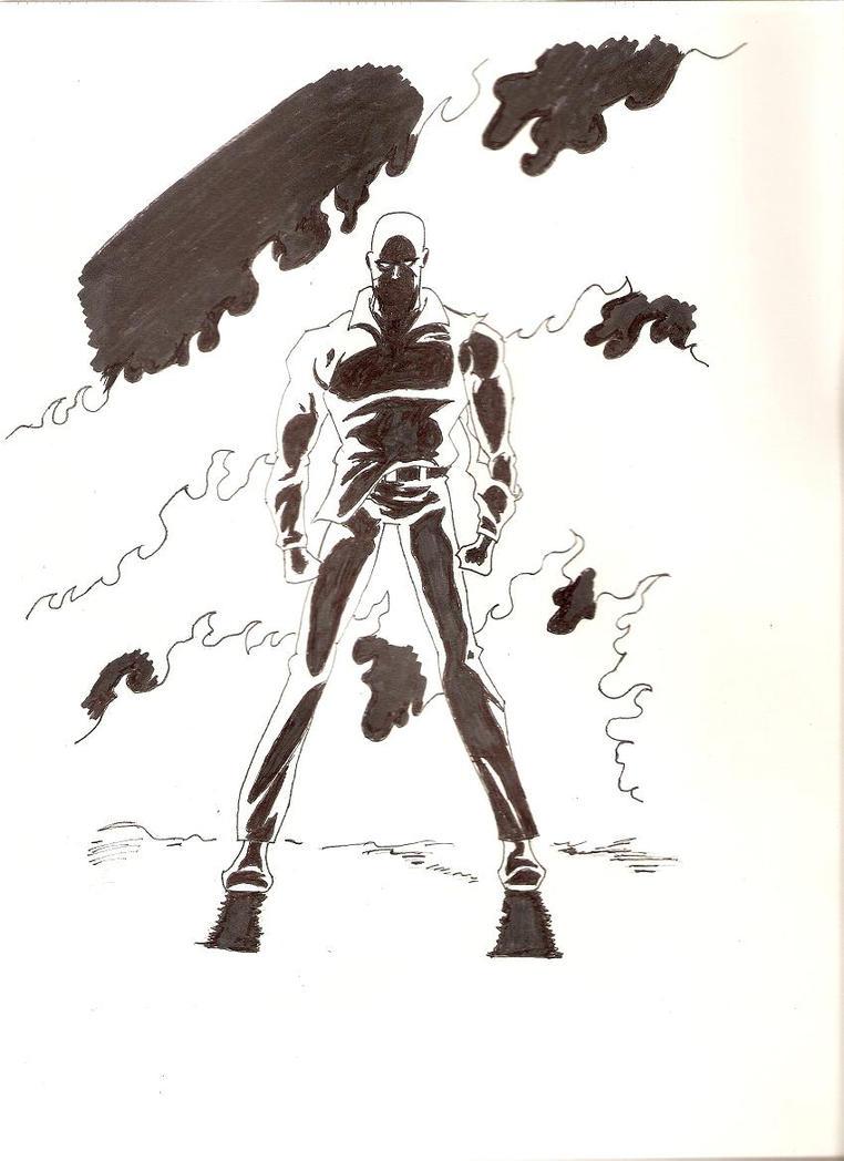 Crime Noir: The Arsonist by Jukeboxhero01 on DeviantArt