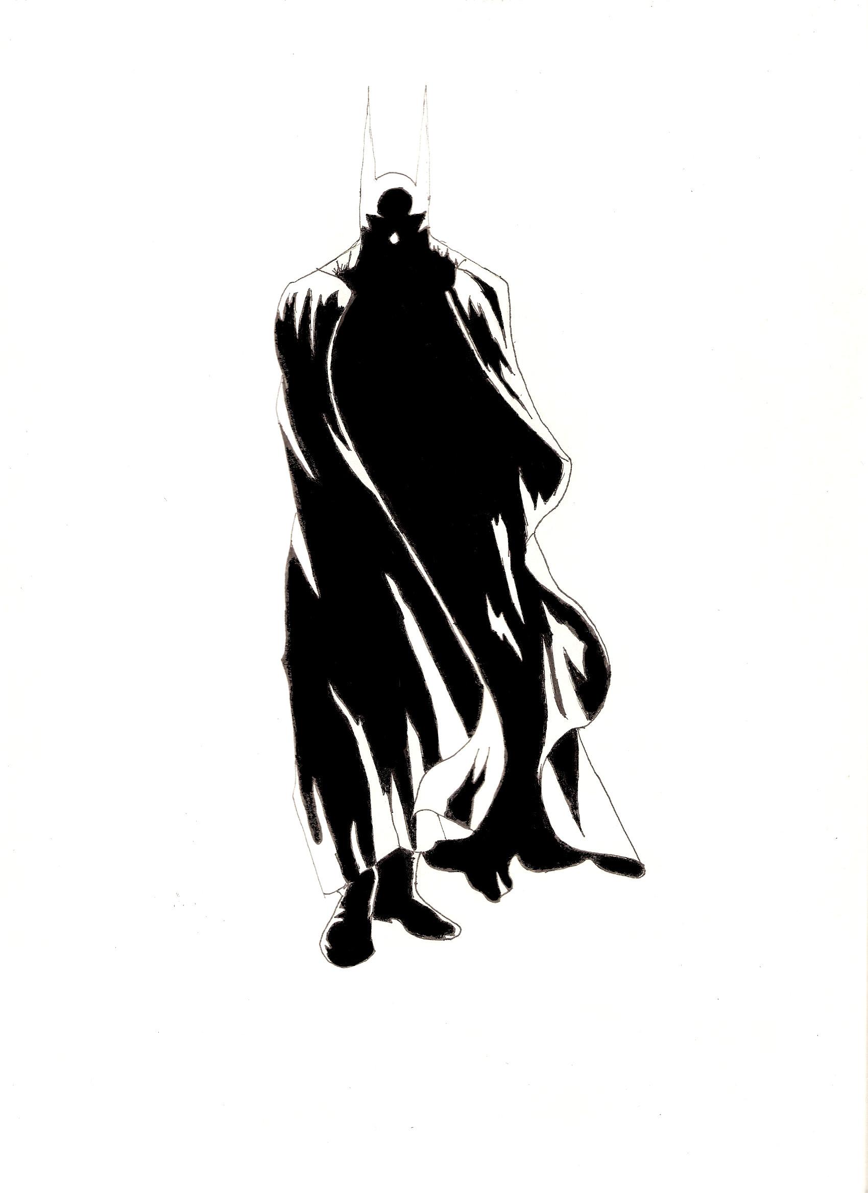 Crime Noir: Batman by Jukeboxhero01 on DeviantArt