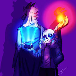 Soriel Week Day 5: Magic