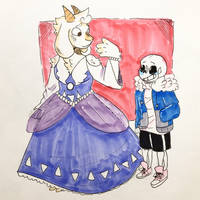 Soriel Week Day 7: Free Day