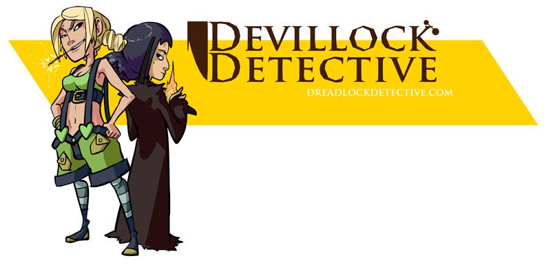 Devillock Detective by zeratanus