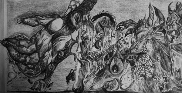 Chaos by mhstudios