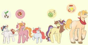 The Apples Family {Next Gen}