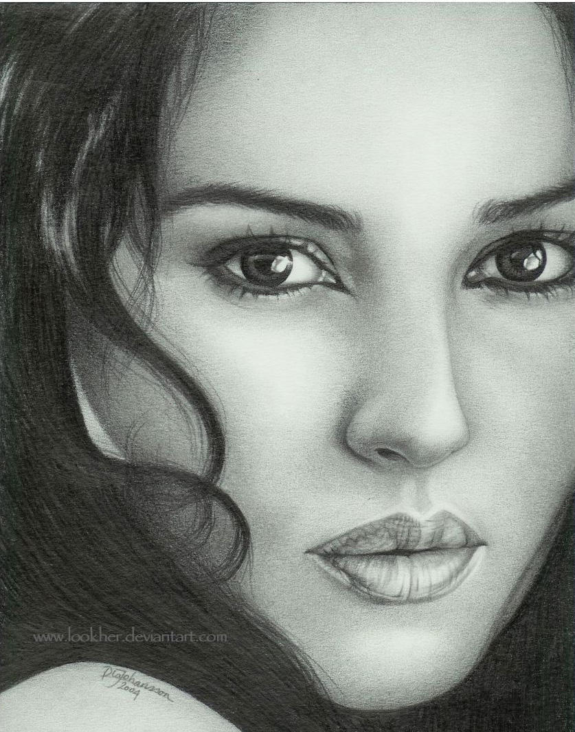 Monica Bellucci by LOOKher