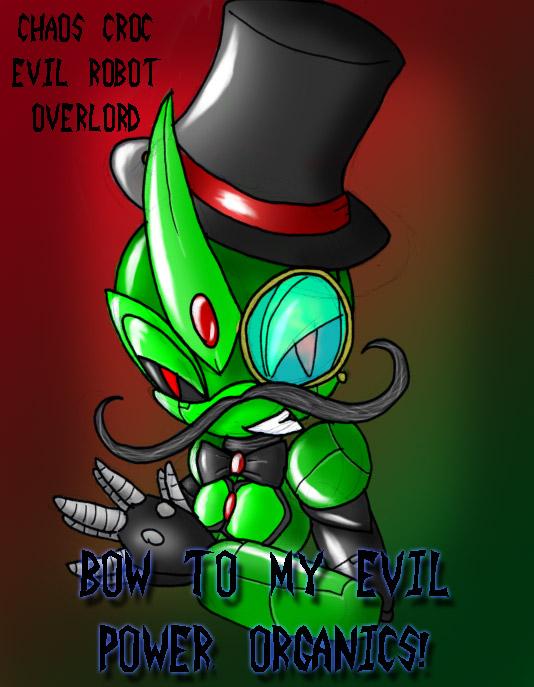 ChaosCroc's Profile Picture