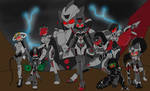 COM The Army of Lady Ultron