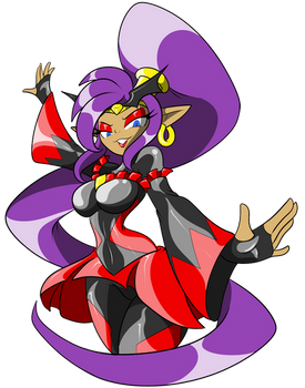 Bad End Shantae
