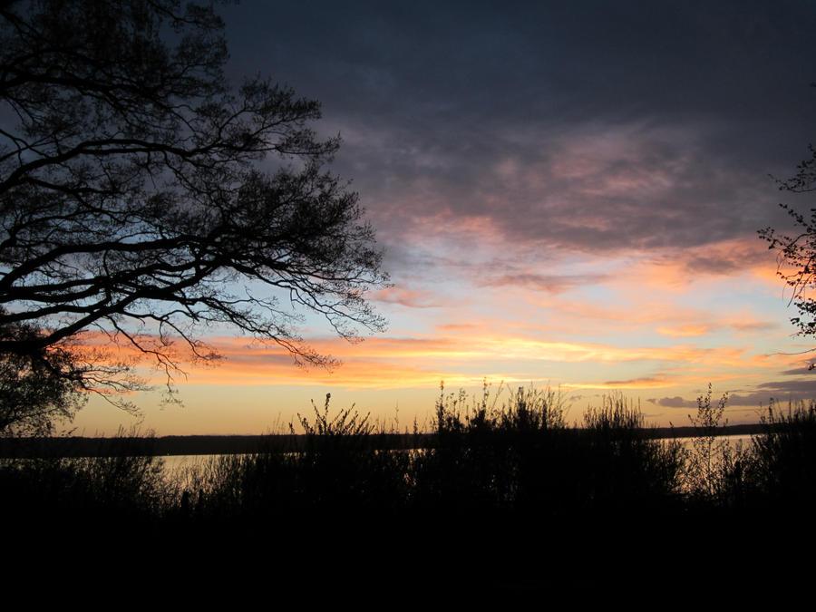 Sunset by Anna-Viktoria