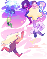 Starry gems by Daycolors